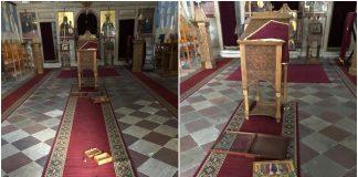 Provalili u pravoslavni hram u Šibeniku