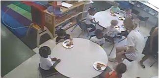 Bijela djeca jedu prije crne