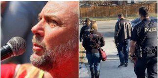 Kanadski pastor istjerao policiju iz crkve