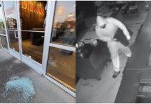 Netko mu je provalio u restoran, a reakcija vlasnika je mnoge iznenadila