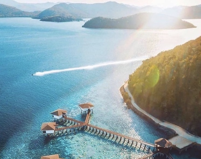 Otok Palawan – Filipini