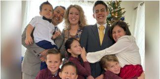 Par posvojio sedmero braće i sestara