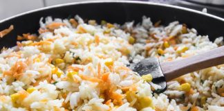 Riža zdravlje