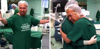Slijepac progledao nakon 19 godina