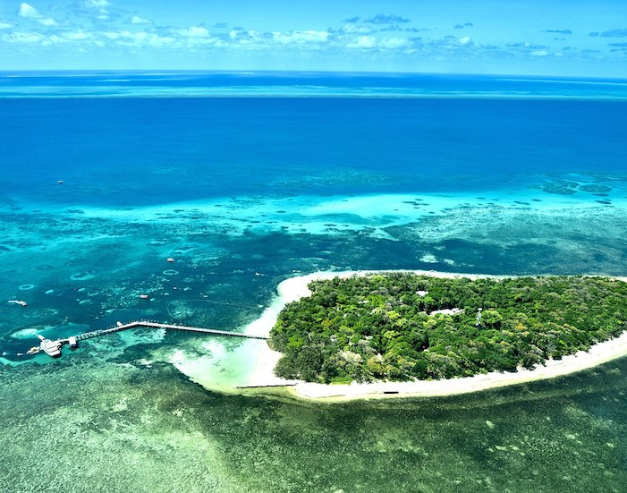 Veliki koraljni greben – Australija