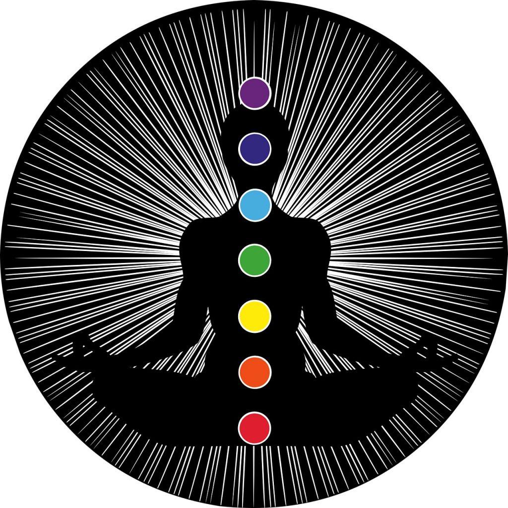 Čakre u meditaciji