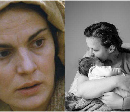 Marija kao majka