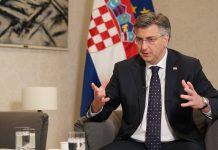 Plenković podržava zabranu rada nedjeljom