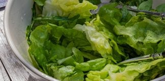 Zelena salata zdravlje