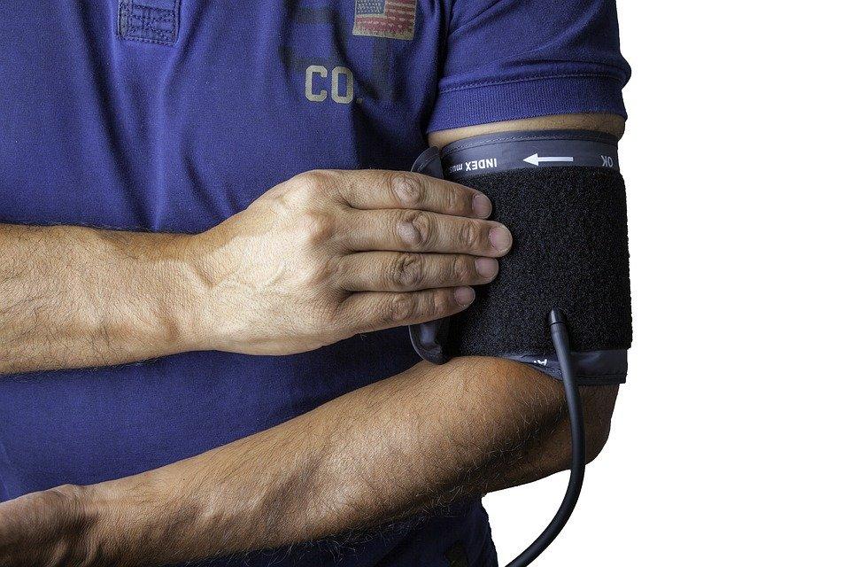 1. Ne provjeravate krvni tlak