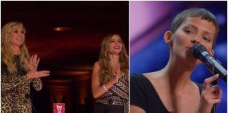 Djevojka koja boluje od raka je zapjevala