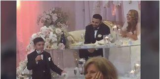 Mlađi brat održao govor na sestrinom vjenčanju