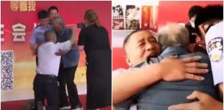 Sin pronašao oca nakon 58 godina