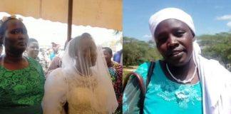 """Kršćanka iz Kenije se """"udala"""" za Duha Svetoga"""