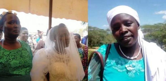 Kršćanka iz Kenije se