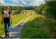 Hodanje zdravlje