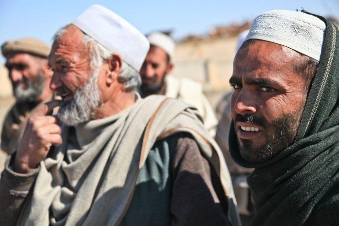 Molitva za Afganistan i talibane