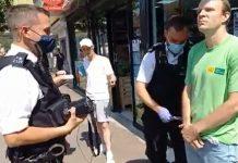 Ulični propovjednik uhićen, jer je propovijedao da je homoseksualnost grijeh