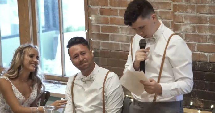 Brat s autizmom govor na vjenčanju
