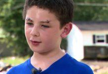 Dječak se popeo na krov i molio Bogu
