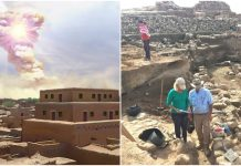 Dokazi Božji gnjev u Sodomi