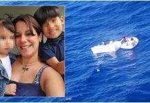 Majka žrtvovala vlastiti život kako bi spasila sina i kćeri nakon brodoloma