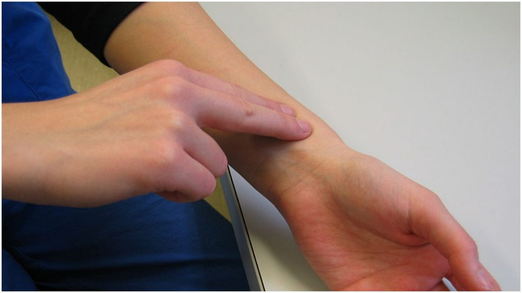 Kako izmjeriti puls na ruci