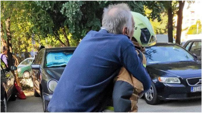 Splitski vatrogasac iznio čovjeka iz požara