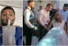 Mladoženja prvu bračnu noć proveo u bolnici zbog tragedije na svadbi