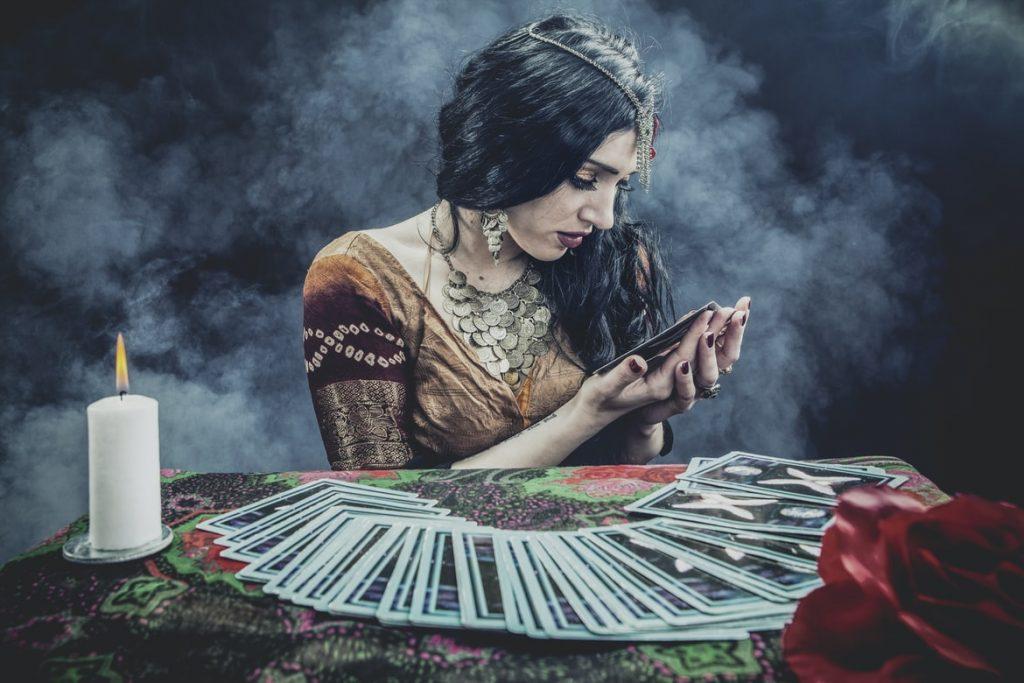 Tarot karte zle