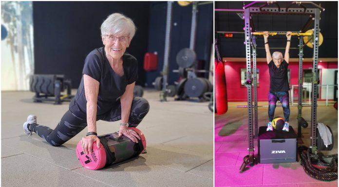 Zvijezda društvenih mreža: Ima 81 godinu, umjetna koljena i uživa u teretani