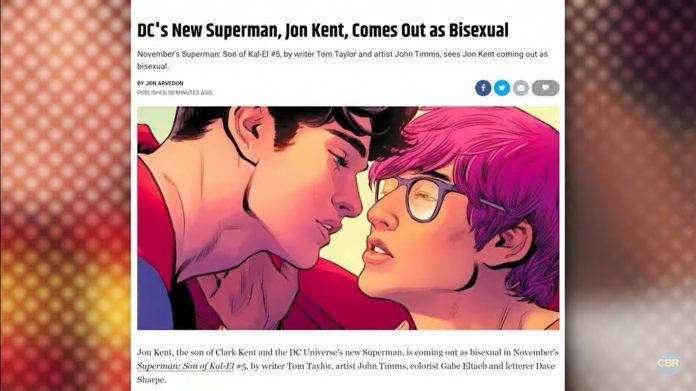Novi Superman bit će biseksualac